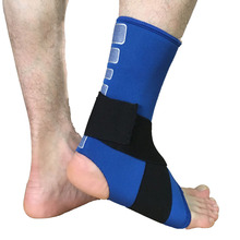 1PCS Unisex Sports Safety Ankle Support Strong Ankle Bandage Elastic Brace Guard Support Running Sport Gym Foot Wrap Protection