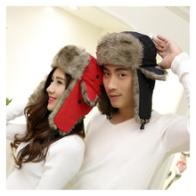 New Arrival Thickening Russian Hat For Women Men Unisex Trapper Hat