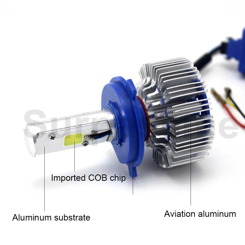 H4 LED Motorcycle Headlight Bulbs 30000Lm 6000K led headlight bulb Auto Headlamp Fog Light Bulbs Motorbike LED Bulb Accessories 2_