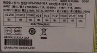 851382 001 аккумулятор большой емкости 851382 003 DPS 750AB 36 750 W Питание для Z4 G4 рабочей станции хорошо протестированы Восстановленное