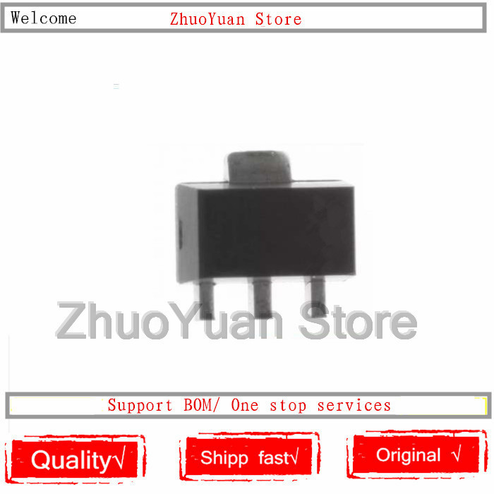 1PCS/Lot SXA-389BZ SXA389BZ SXA389B SOT-89  A3BZ IC Chip  New Original