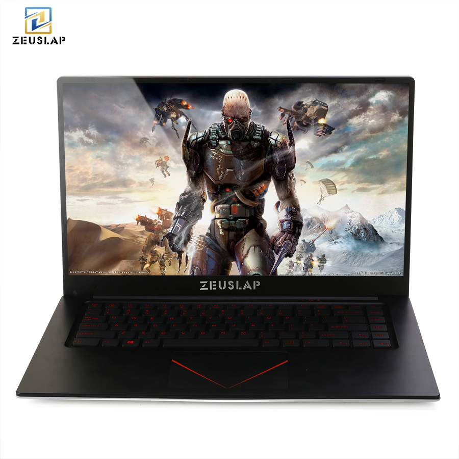 15.6inch Gaming Laptop 6GB RAM+128GB/256GB/512GB SSD Intel Quad Core CPU Nvidia GT940M 192