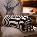 Beroyal бренд пледы Одеяло-1 шт. 100% хлопок вязаный Одеяло взрослых Одеяло весна/осень диван Одеяло; 130x150cm