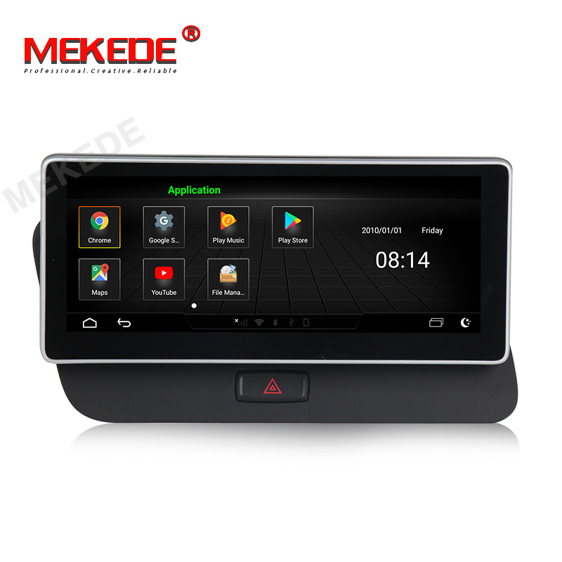 4G 32G Android 9 0 Car DVD Player GPS Navigation For Mercedes Benz GLK X204 2008
