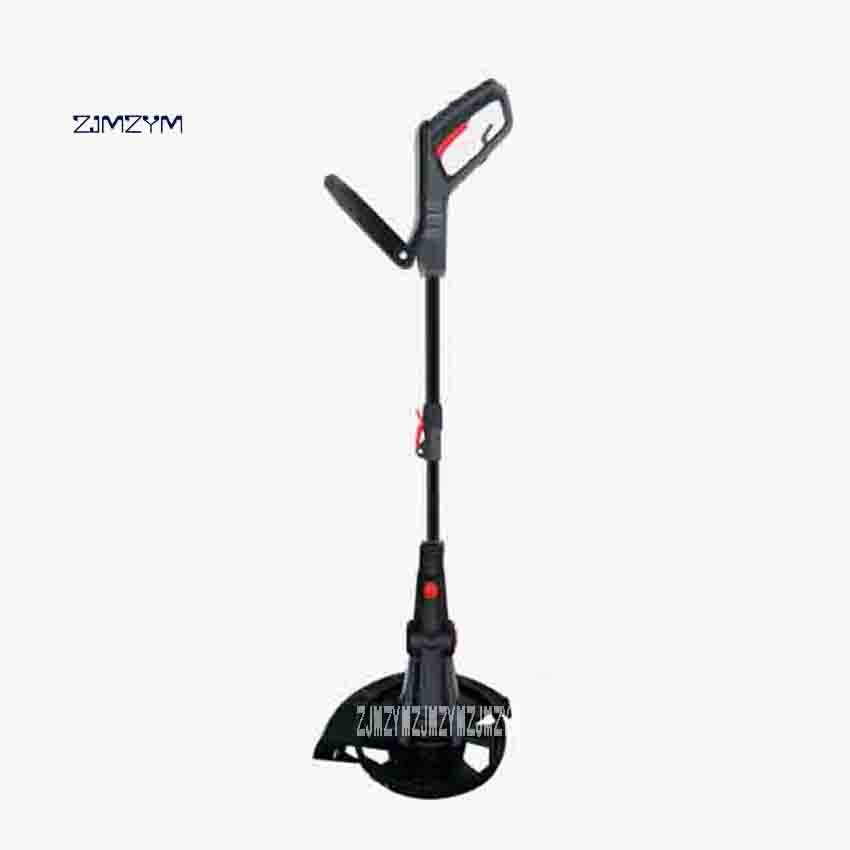 ZJMZYM LYR-529 Multi-function Lawn Mower Household Grass Trimmer High Quality Portable Electric Lawn Mower 220v 500W 9300 / min cukyi household electric multi function cooker 220v stainless steel colorful stew cook steam machine 5 in 1