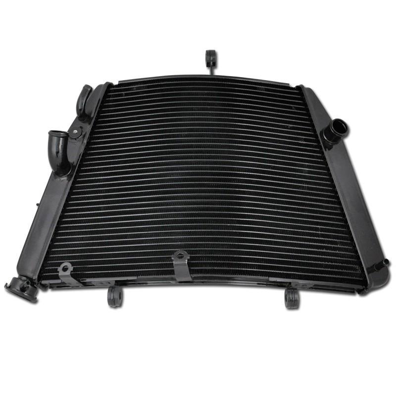 Motorcycle Aluminium Parts Cooling Radiator Cooler For Suzuki GSXR600 GSXR750 2006-2010 GSX-R600 GSX-R750 06-10 NEW