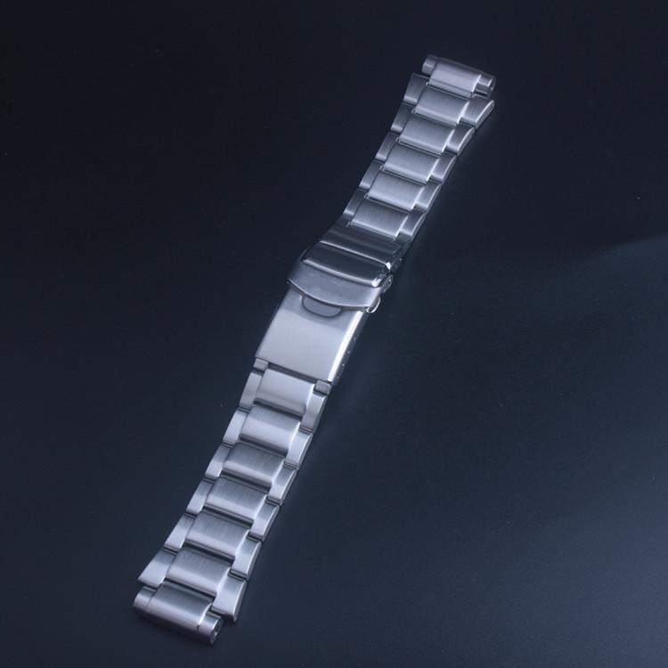 For Seiko Watch Band SKA371 SKA367 5M62-0BL0 SRP043 Stainless Steel Metal Bracelet