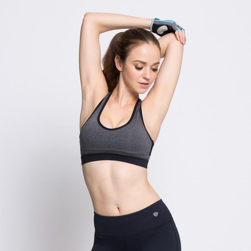 c39249eb11 MS BRA high strength steel ring free running fitness yoga yoga sports bra  shockproof bra spot wholesale on Aliexpress.com