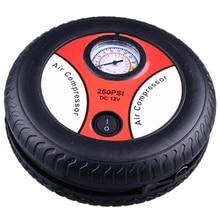Mini Portable 12v Auto Electric Tire Inflatable Pumps