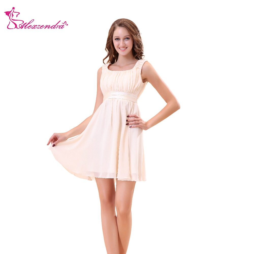 Alexzendra A Line Mini Simple   Bridesmaid     Dress   for Wedding Party Gown   Bridesmaid   Gown Plus Size
