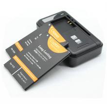 Cszean – 2 batteries de remplacement 3200mAh/BL 44E1F + chargeur mural universel pour LG V20 H910 H918 VS995 LS997 H990 F800