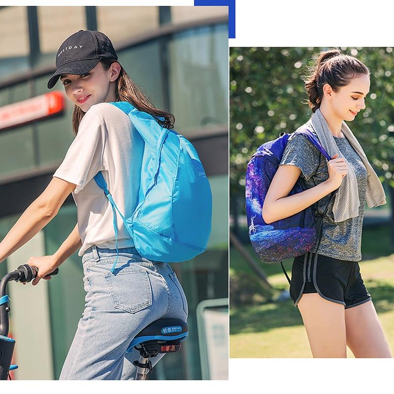 foldable backpack best sale 7