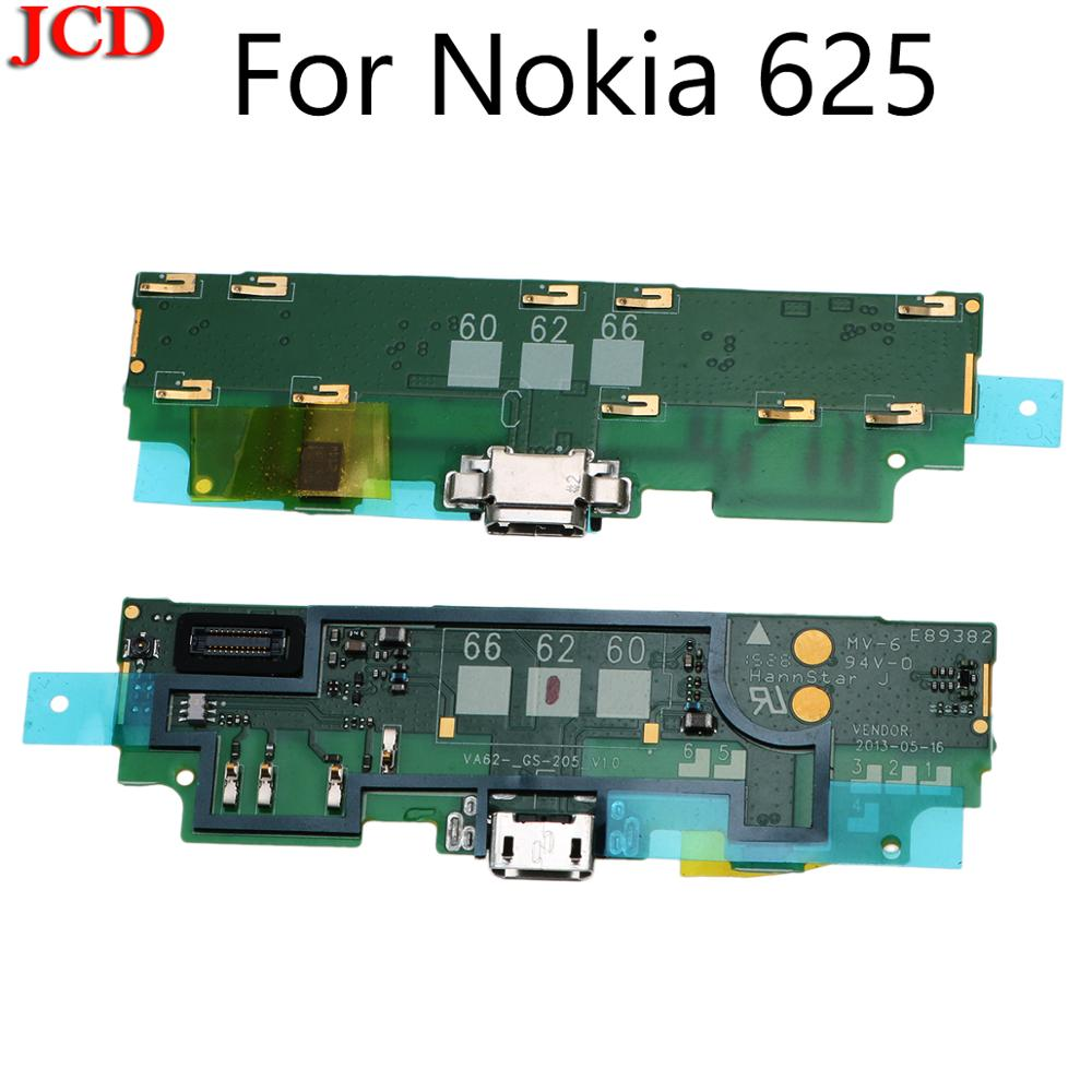 JCD New Micro <font><b>USB</b></font> <font><b>Charging</b></font> Dock <font><b>Port</b></font> Charger Connector Plug PCB Board Flex Ribbon Cable For <font><b>Nokia</b></font> Microsoft <font><b>Lumia</b></font> <font><b>625</b></font> image