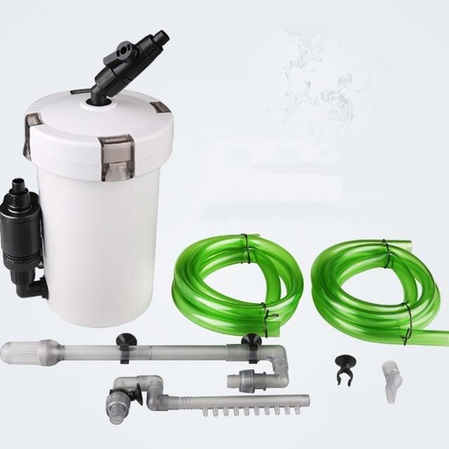 Aliexpress.com : Buy aquarium pre filter outside filter 400L/h HW ...