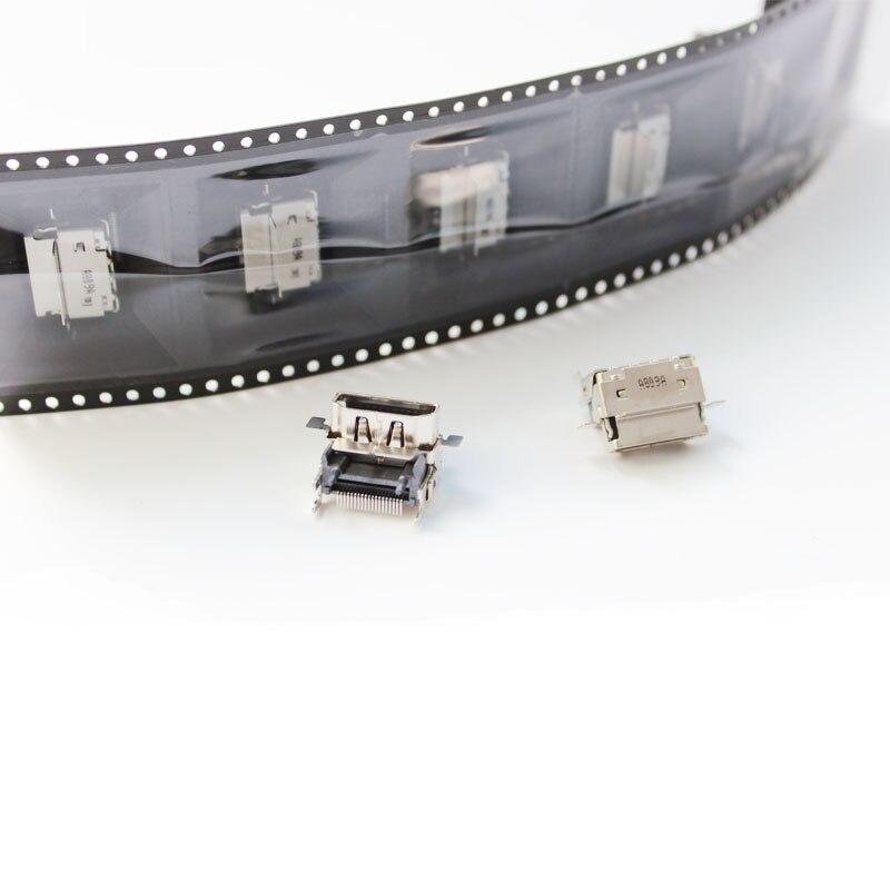 Original New 1080P HDMI Socket Port Parts Replacement for XBOX ONE S SLIM Motherboard Repair