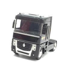1:43 sacle сплав Renault Грузовик голова, высокая моделирования Renault грузовик, коллекционные модели автомобилей из сплава