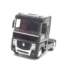1:43 sacle alloy Renault truck head,high simulation Renault truck,Collecting alloy car models,free shipping(China)