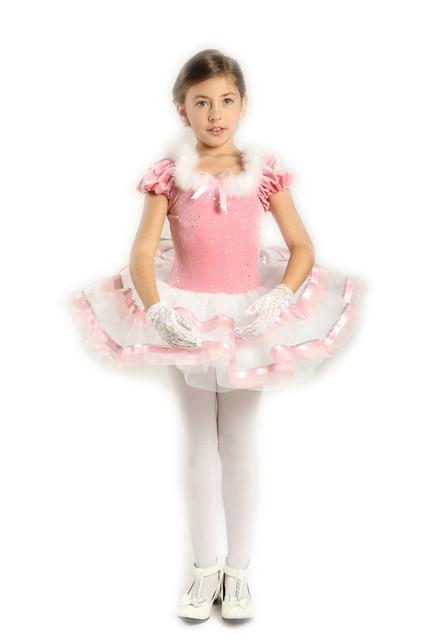 Pink Childrenu0027s Swan Costume Kids Ballet Dance Costume Stage Professional Ballet Tutu Dress for Girl Classical  sc 1 st  AliExpress.com & Pink Childrenu0027s Swan Costume Kids Ballet Dance Costume Stage ...
