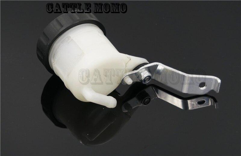 Motorbike Master Cylinder Brake Fluid Reservoir Oil Cup Tank For Honda CBR1000RR/S CBR600RR 2004 2005 2006 2007 2008 2009-2015
