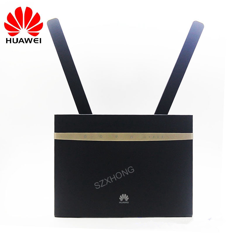 Unlocked New Huawei B525 B525S-23A 4G LTE Cat. 6 Mobile Hotspot Gateway 4G LTE WiFi Router Dongle 4G CPE Wireless Router PK B593