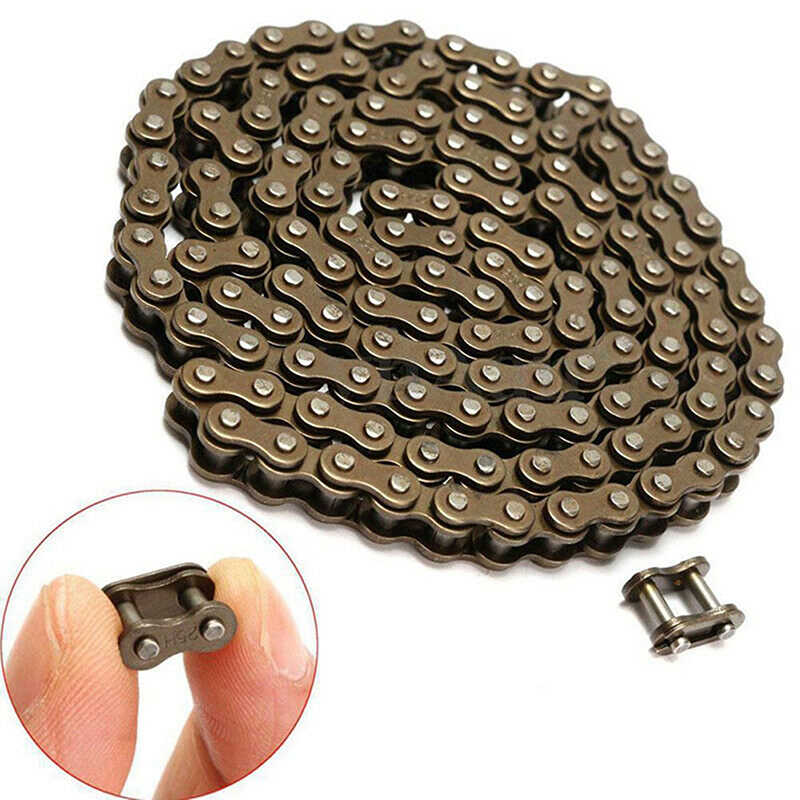 Hot Koop 25H 158 Links Chain Voor 47/49cc Bike Mini Moto Quad Dirt Atv Scooter