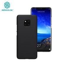 Huawei companheiro 20 pro caso nillkin fosco escudo pc capa dura de volta caso para huawei companheiro 20 30 pro mate20 pro