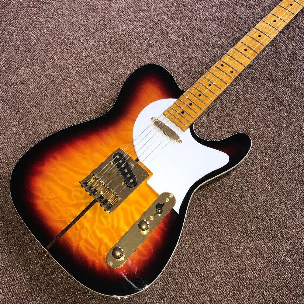 Best Custom Shop Electric Guitar Merle Haggard Signature Tuff Dog SUPER RARE, Excellent Quality Guitarra