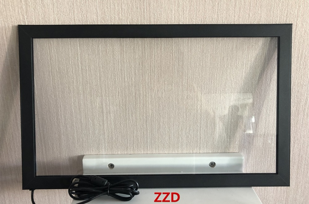 ZZDtouch 18 5 inch infrared touch screen 2 points touch panel ir touch frame raspberry pi