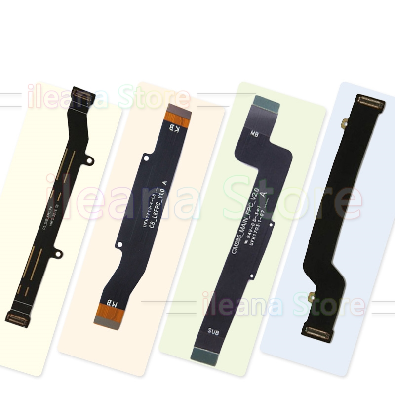 Main FPC Flex Cable For Xiaomi Redmi Note 2 3 4 4a 4x 4C Pro Original Main Motherboard LCD Display Connector Flex