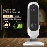 CTVMAN IP WIFI Camera 1080 Wireless Camara IP Full HD Security Smart Cameras Battery Cloud SD Card Video Surveillance For CCTV