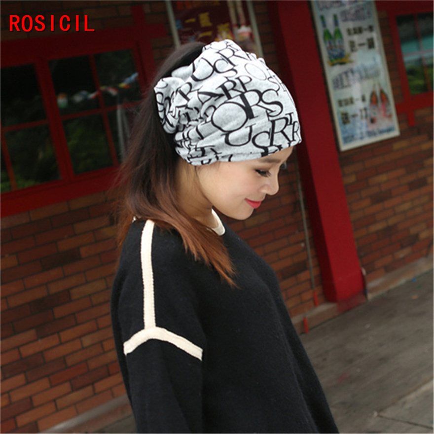 ROSICIL New arrival 2 Use Cap Knitted Scarf & Winter Hats for Women Letter Beanies Women Hip-hot Skullies girls  women Beanies rosicil skullies beanies winter hats for women letter beanies women hip hot caps skullies girls gorros women beanies female