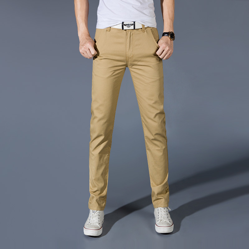 ФОТО Men Jeans In The Summer Of 2017 The New Mens Jeans 3 Color Of Cultivate One's Morality Leisure Sexy Tight Jeans Men, 28 To 40