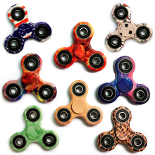 Hand spinner fidget font b toy b font stress reliever fidget spinners EDC Spinner Fidgets font