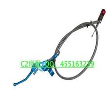 brake clutch levers hydraulic lever 120CM BLUE