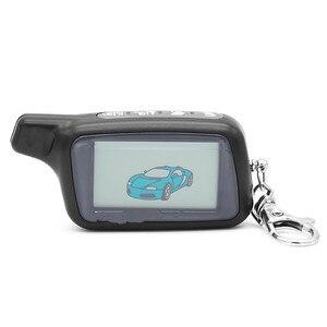 Image 3 - טומהוק X5 lcd מרחוק עבור טומהוק X5 X3 שתי דרך רכב מרחוק בקר אוטומטי פונקצית רכב Keychain LCD