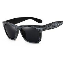 2017 new wood Sunglass Mens Oculos de sol Sunglasses for women Square Women men brand Designer Glasses mirror colorful