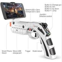 Gun Shaped Mobile Gaming Gamepad