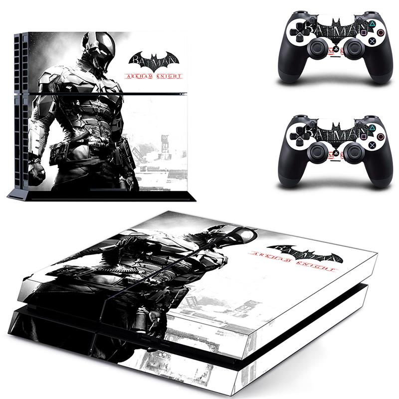 New Batman Skin Sticker For Sony Playstation PS4 Console
