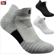 Mens cotton Prohike Cushioned Active Trainer Sports Socks,Professional