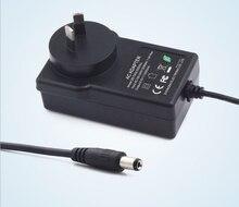 Австралийские правила 5.5V5A Мощность адаптер зарядное устройство безопасности