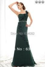 free shipping new design dinner dress 2014 elegant prom gown plus size vestidos formales long black beaded evening dresses