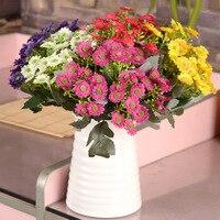 Wazon/chryzantema chryzantemy kwiaty z fabryka hurtownie kwiat Gerbera Daisy szef koncentryczne partycji dekoracji pokoju