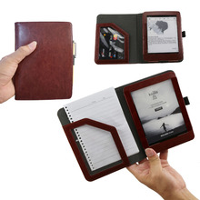 Paperwhite high quality leather flip book case cover for Amazon Kindle Paperwhite 3 2 4 and Kindle 7th 2014 cover case(China)