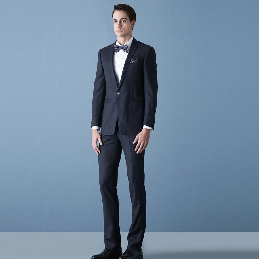 Beautiful Groom Black Suit Crest - Wedding Dress Ideas ...