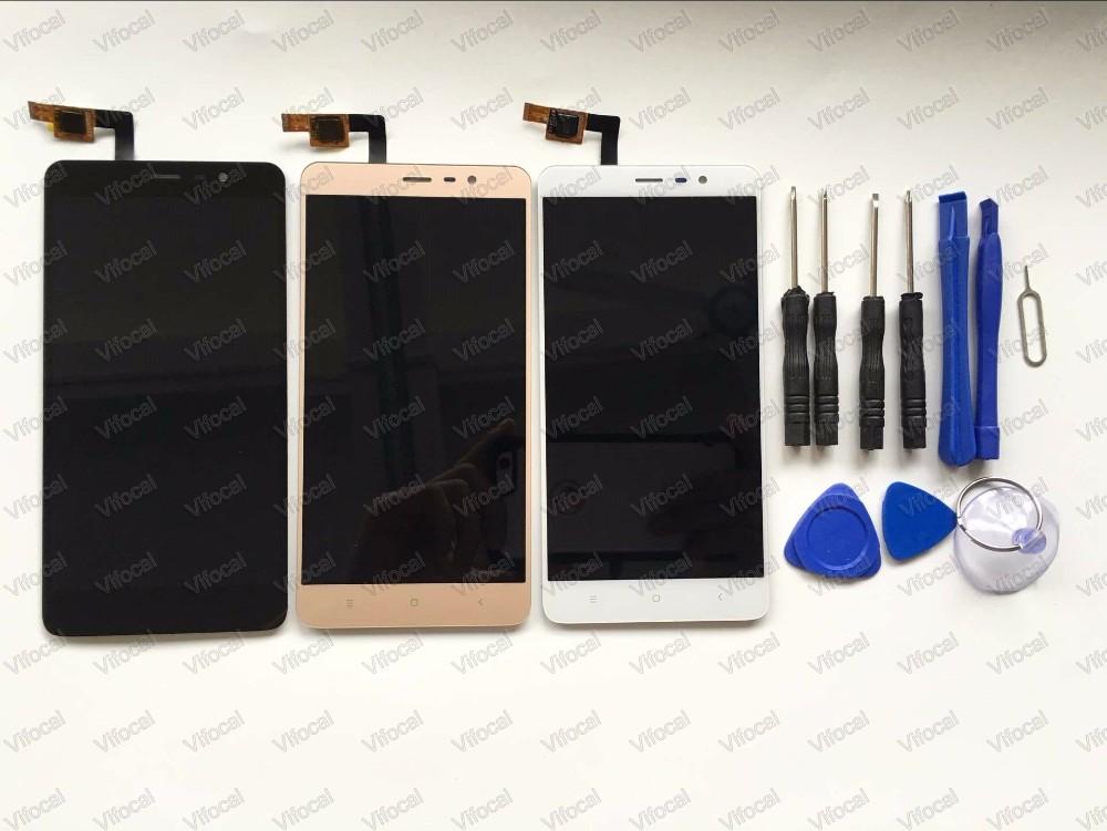 Xiaomi redmi note 3 pro wyświetlacz lcd + ekran dotykowy 5.5 cal 1920x1080 fhd wymiana digitizer montażowe dla pro/prime telefon 6