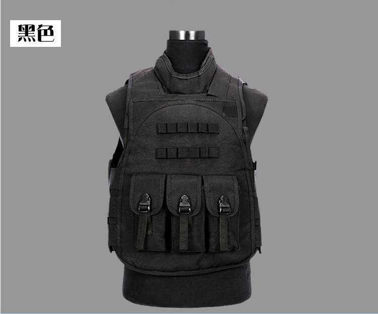 Amphibious combat vest module MOLLE system Tactical vest CS outdoor field protection hunting vest cos