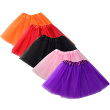 Nylon Net Yarn Cute Infant TUTU Skirt Baby Girl;Gilr Cloths Clothing Princess Style Tutu Pettiskirt Baby Skirts Girl Dance Skirt