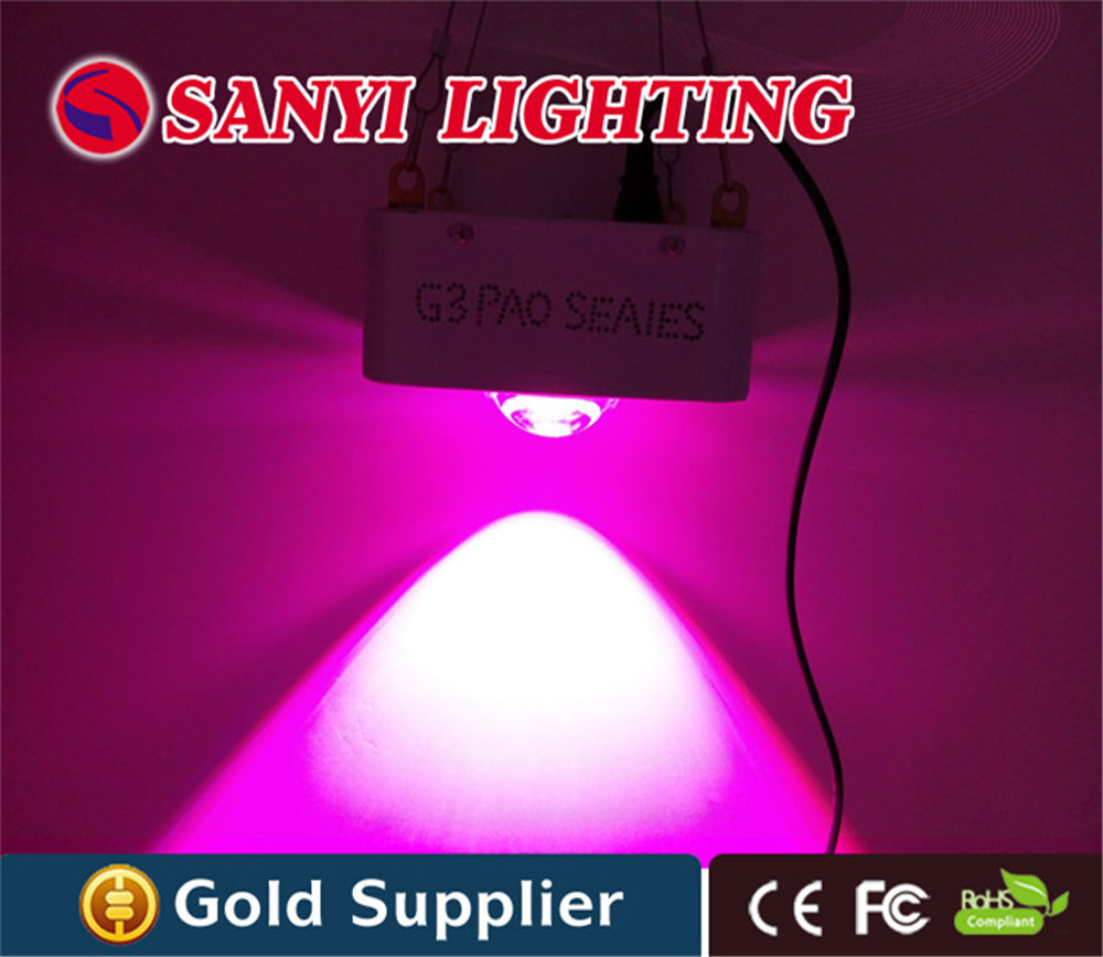 150W COB Premium LED Grow Light,High Efficient Hydroponic Grow Light for Plant, Greenhouse, Indoor Garden