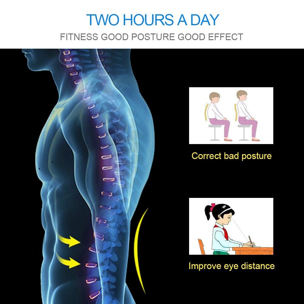 Chaves e Suporta de suporte de ombro postura Posture : Fajas Lumbares