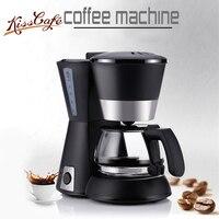 650CC Drip Coffee Maker Machine Electric Black Hourglass Make Cafe Tea Multifunctional 220V 600W Americano Coffee Machine